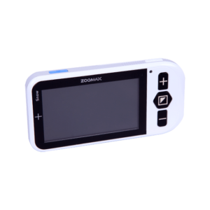 Snow handheld electronic video magnifier