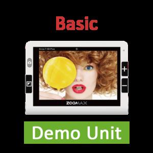 Snow 7 Hd Plus Basic electronic video magnifier Demo Unit