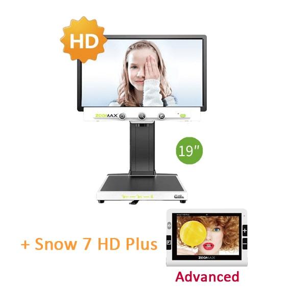 Panda Hd Snow 7 Hd Plus
