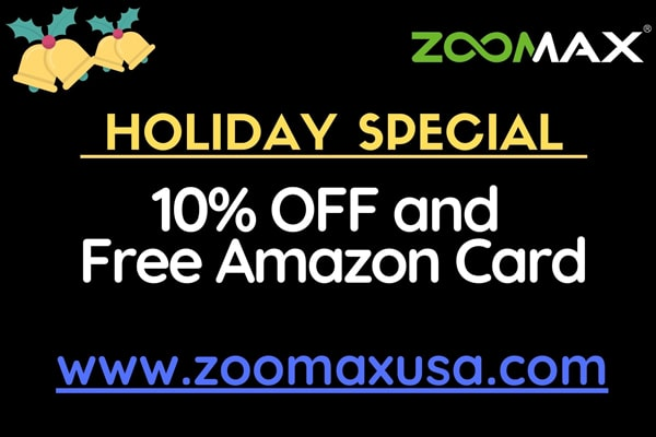 Zoomax Holiday Special