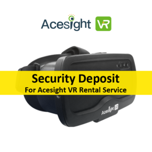 acesight vr security deposit