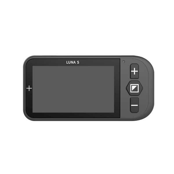 electronic video magnifier luna s for low vision 4 min