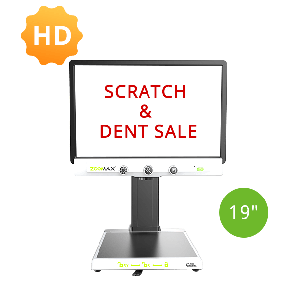 Panda HD – Scratch & Dent Sale